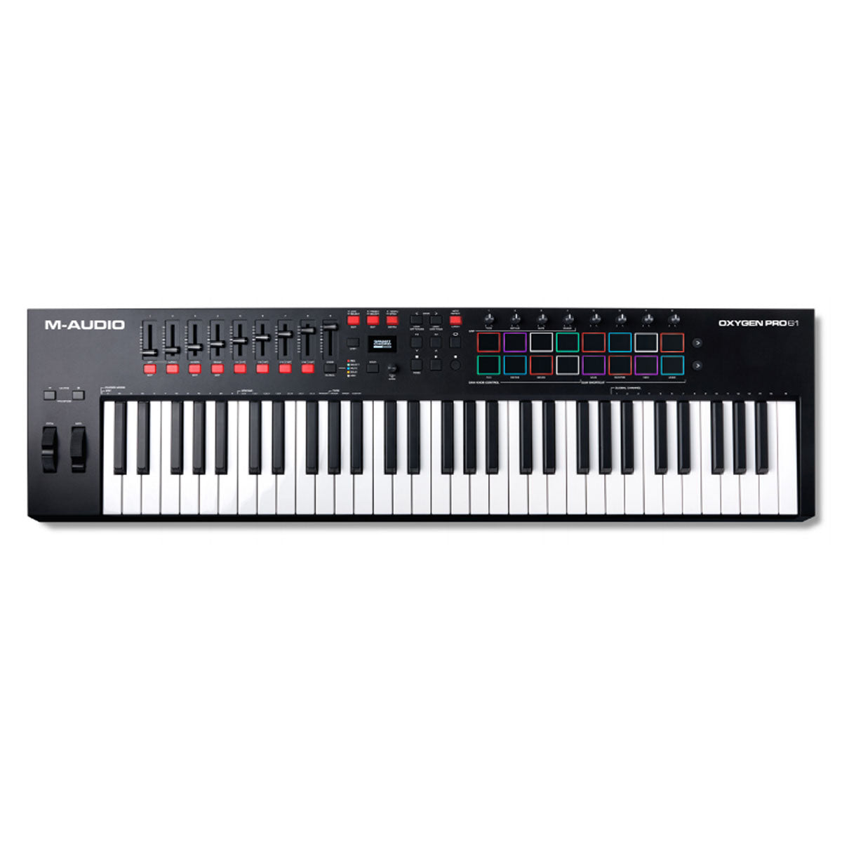 M-Audio Oxygen Pro 61 USB Controller Keyboard 61-Note