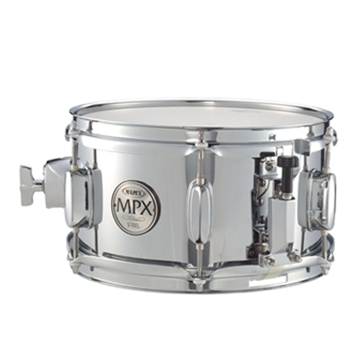 Mapex MPX Snare Drum Steel Cheeky Little 10 Popcorn 10x 5.5inch