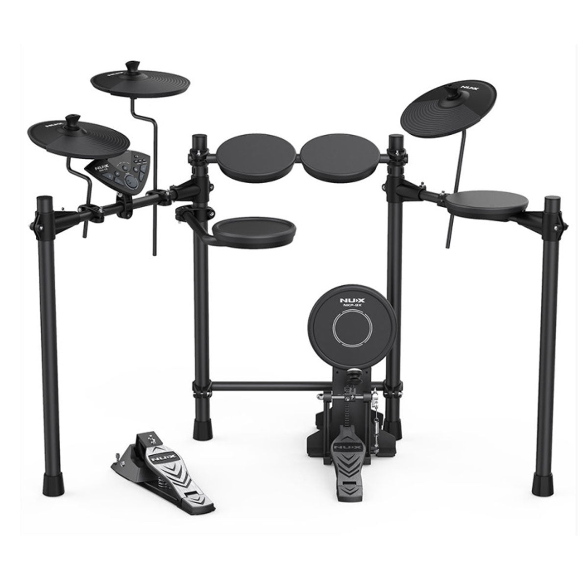 NU-X DM-1X Portable Digital Drum Kit