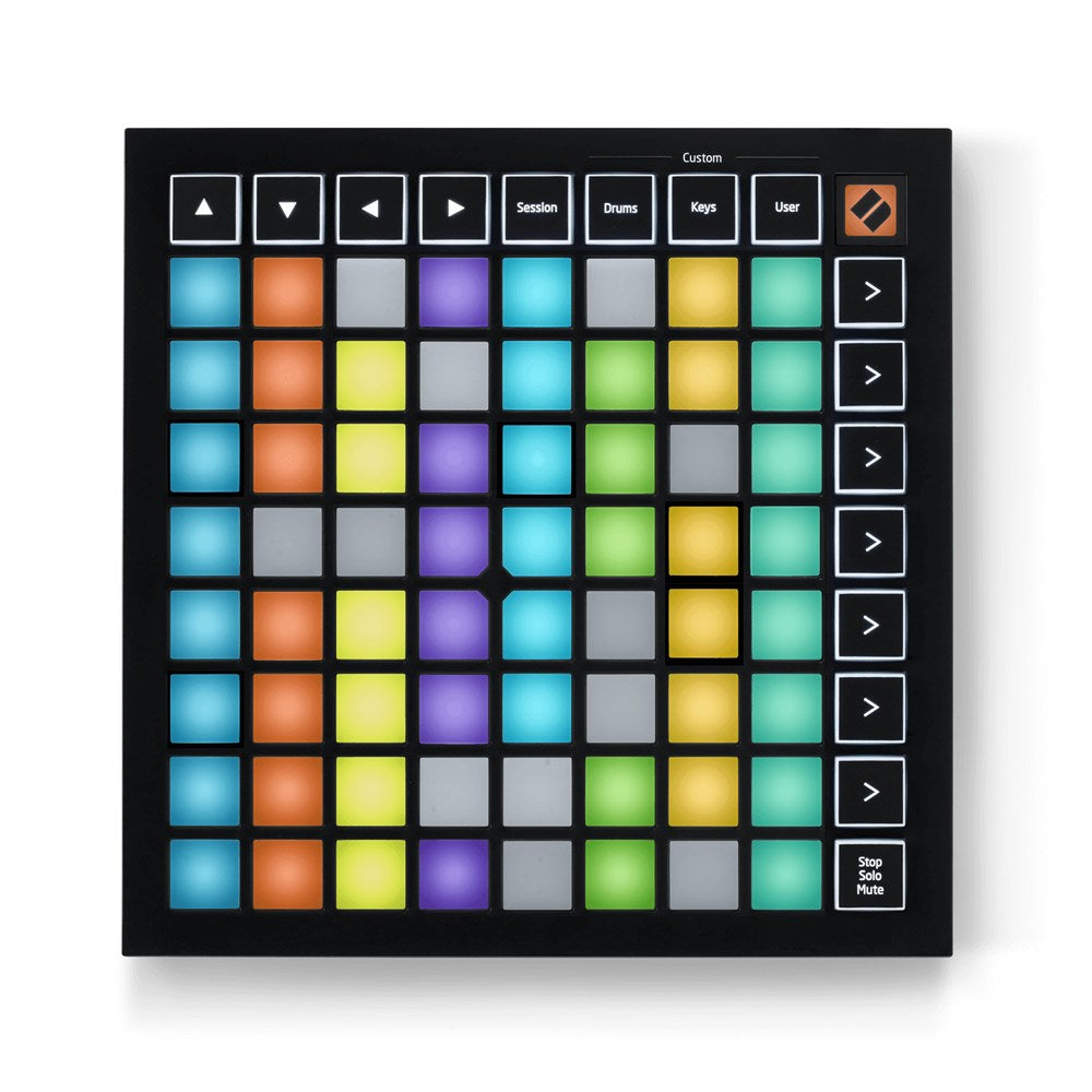 Novation LaunchPad MINI MK3 USB MIDI Controller w/ Ableton Live Lite