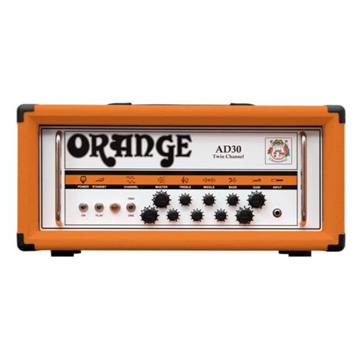 Orange AD30HTC Guitar Amplifier 30w Twin Channel Valve Head Amp