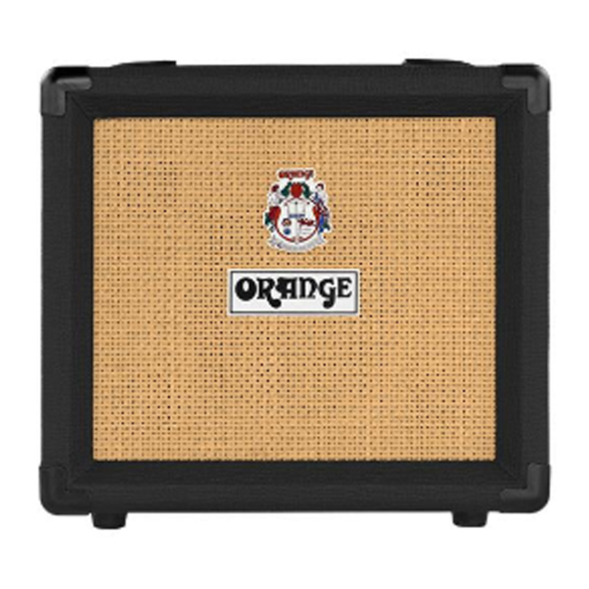 Orange Crush 12 Guitar Amplifier 12w Combo Amp - Black
