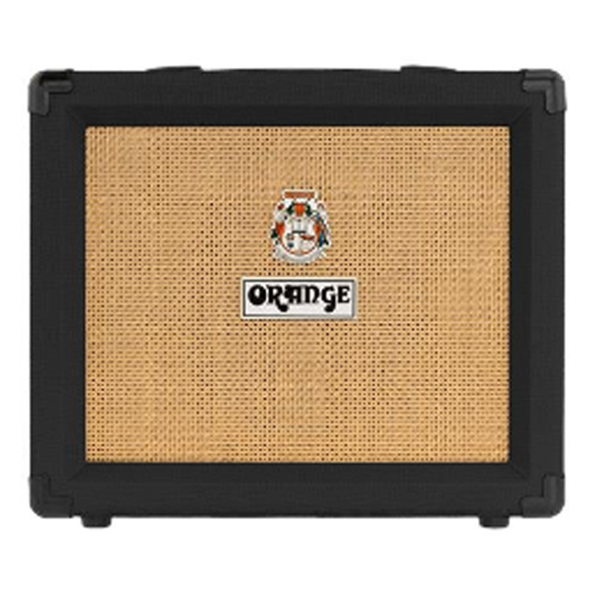 Orange Crush 20 Guitar Amplifier 20w Combo Amp - Black