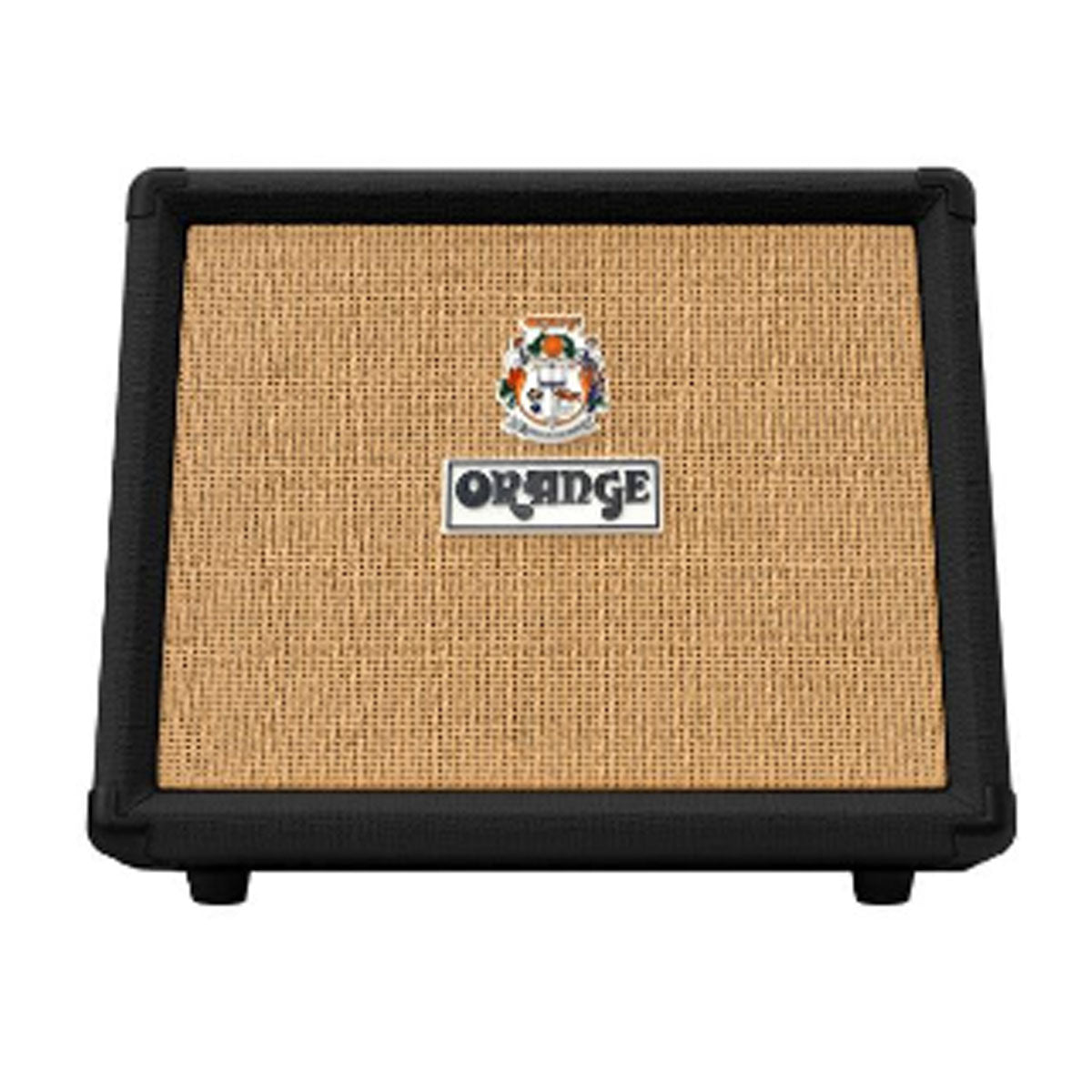 Orange Crush Acoustic 30 Watt Twin Channel Amp Black