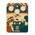 Orange Getaway Driver Drive Effects Pedal