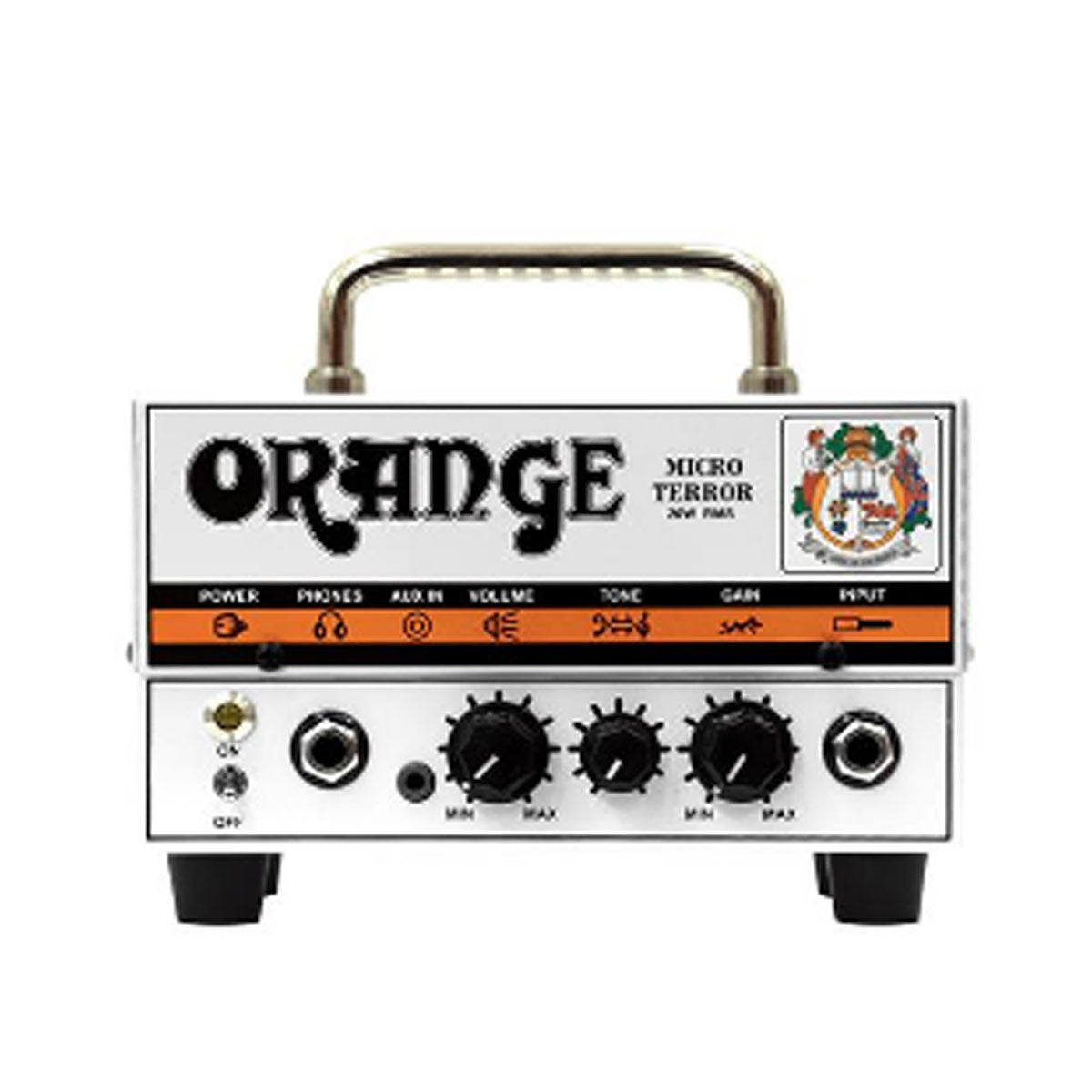 Orange MT20 Micro Terror Guitar Amplifier 20w Head Amp