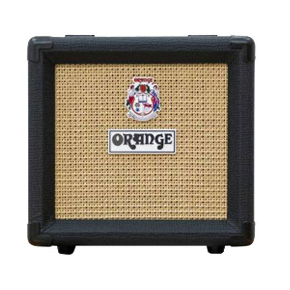 Orange PPC108 Guitar Cabinet 1x8inch Speaker Cab - Black