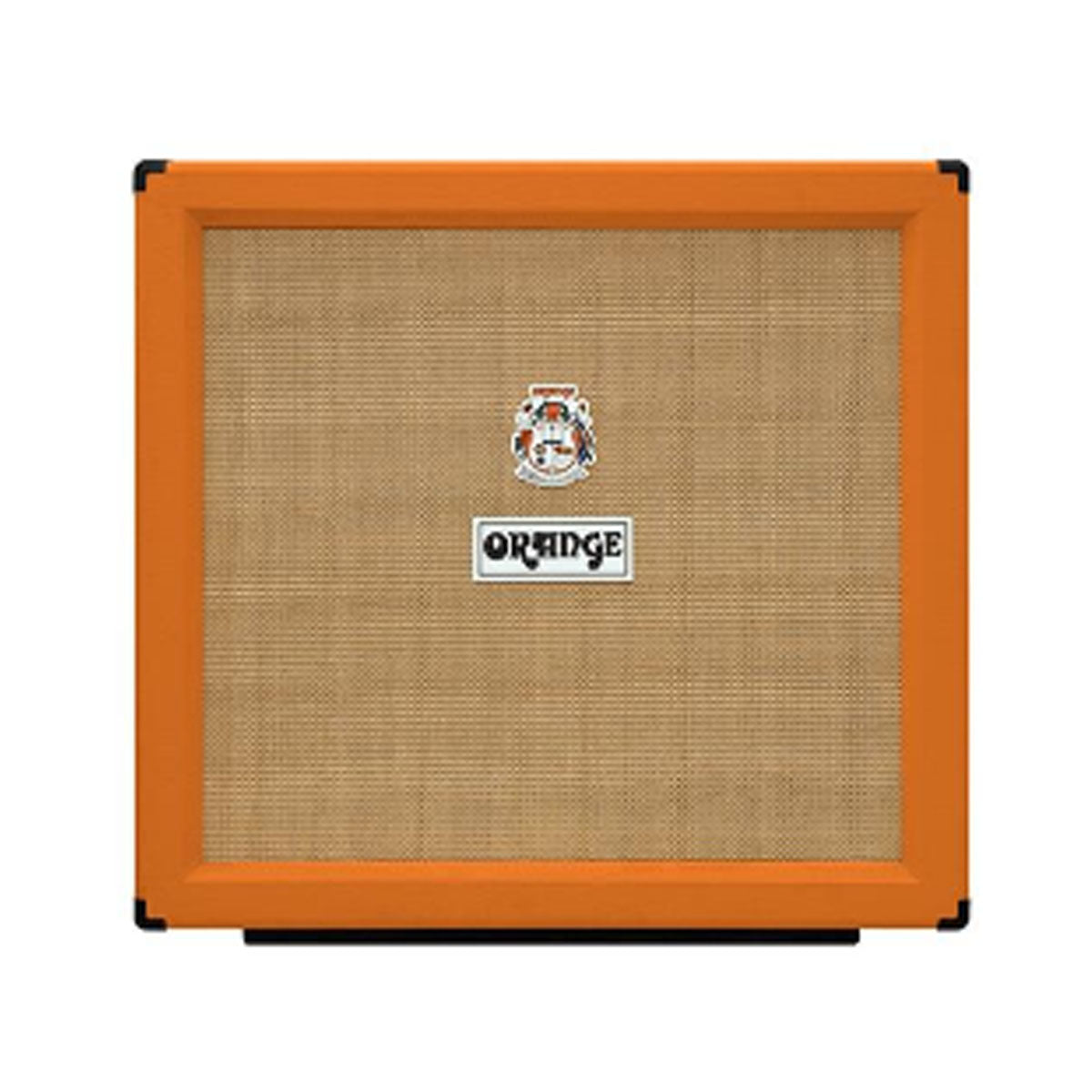 Orange PPC412 Guitar Cabinet Straight 4x12inch Speaker Cab