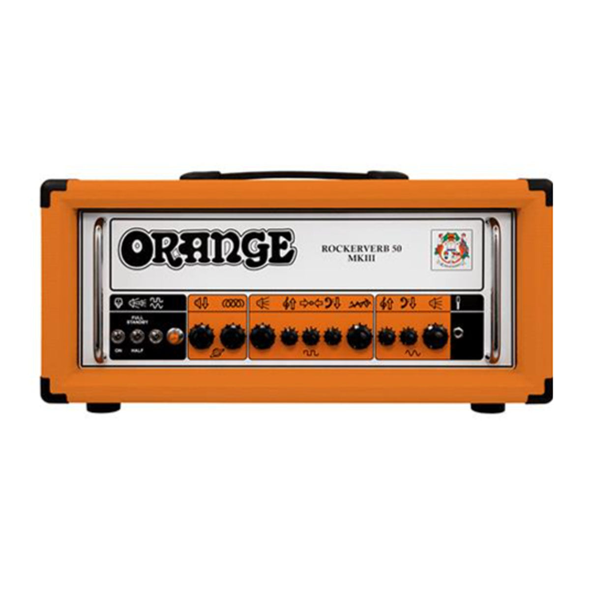 Orange Rockerverb 50H MKIII Guitar Amplifier 50w Head Amp