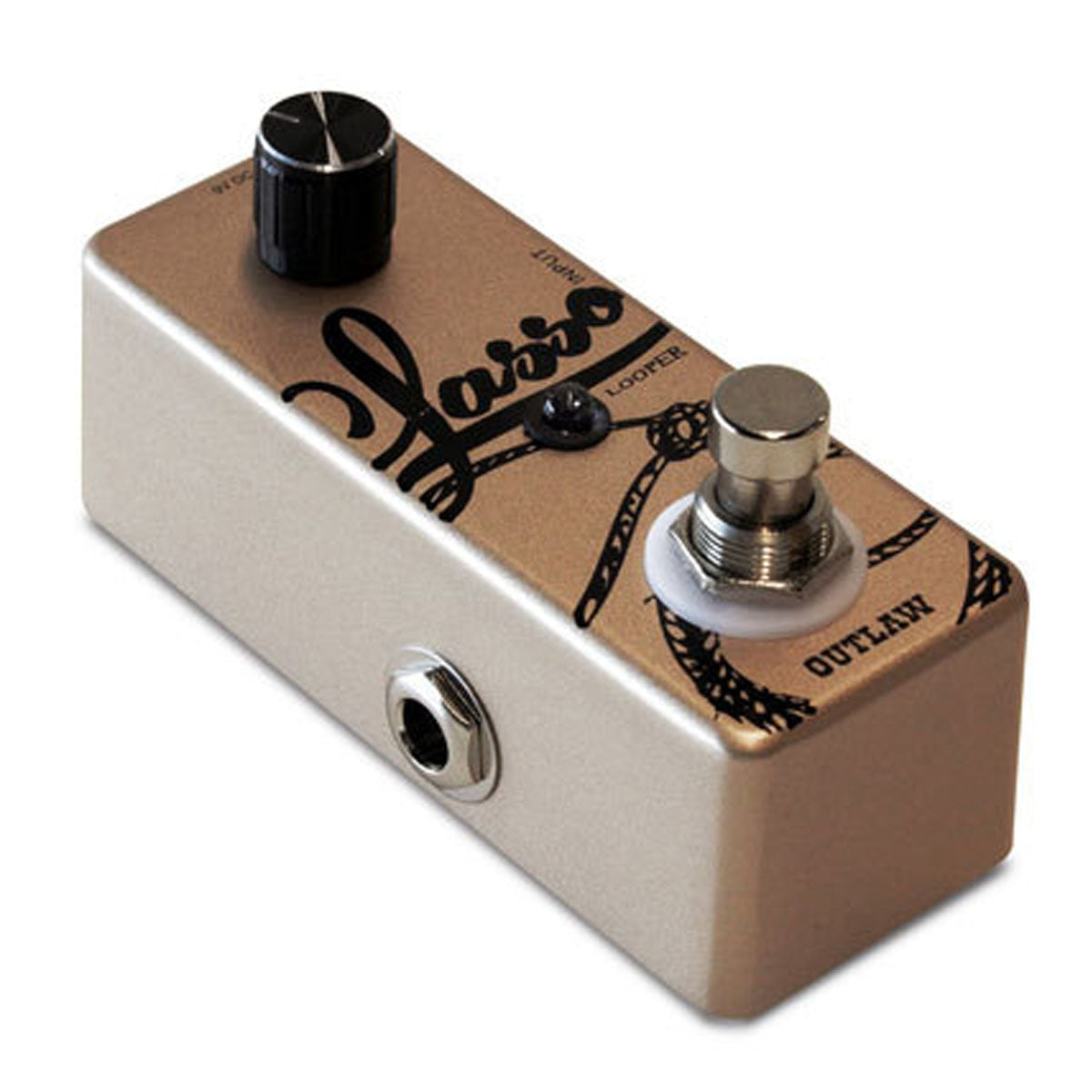 Outlaw Effects Lasso Looping Looper Pedal