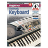 Progressive Books 69166 Beginner Keyboard w/ Online Media - KPPBKX