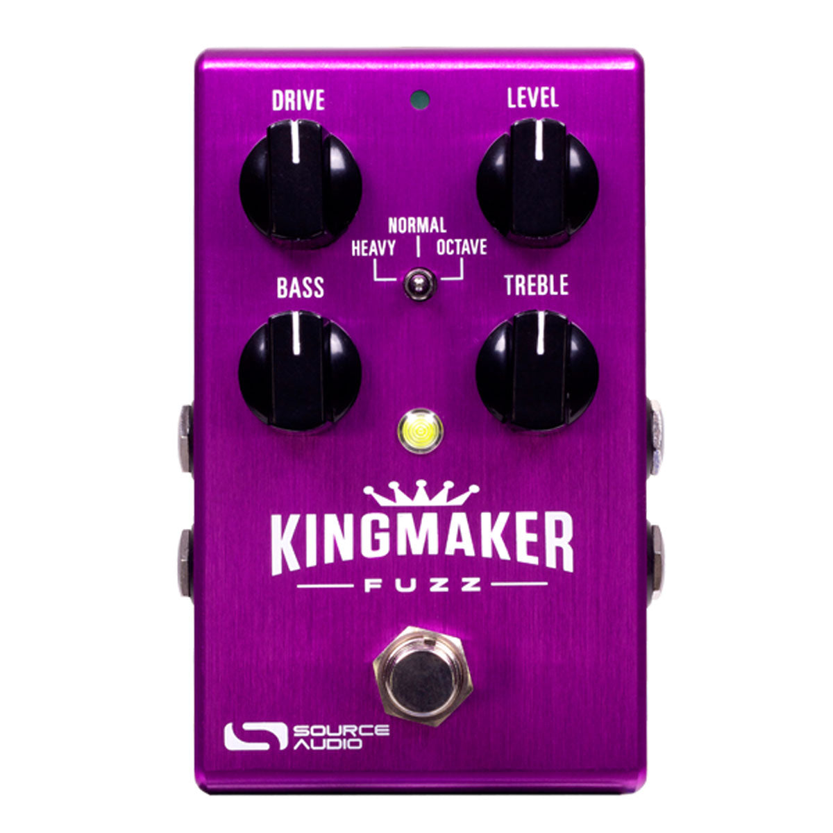 Source Audio One Series Kingmaker Fuzz Effects Pedal