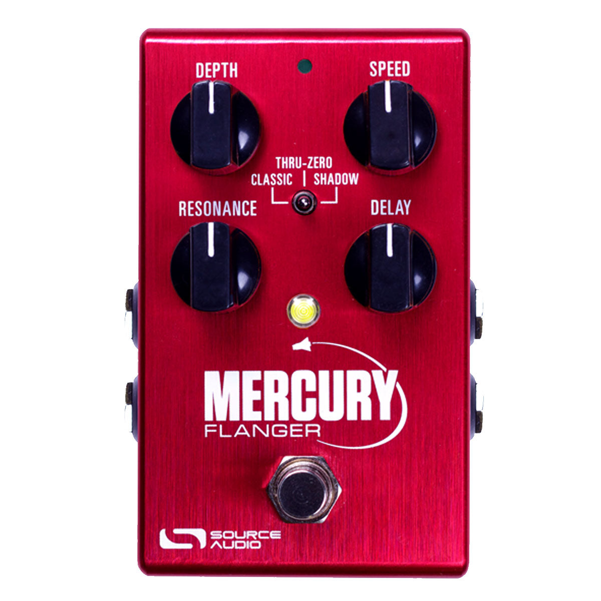 Source Audio One Series Mercury Flanger Effects Pedal
