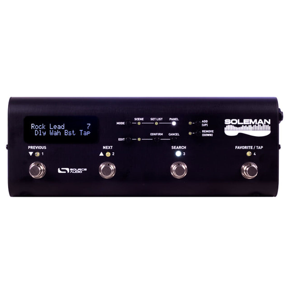 Source Audio Soleman MIDI Foot Controller