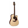 Takamine CP4DC-OV Pro Series 4 Acoustic Guitar Dreadnought Natural w/ Pickup