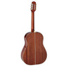 Takamine CRNTS1 Thermal Top Series Acoustic Guitar Round Shoulder Natural w/ Pickup