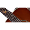 Takamine F77PT Legacy Series Acoustic Guitar Left Handed Orchestral Sunset Burst w/ Pickup