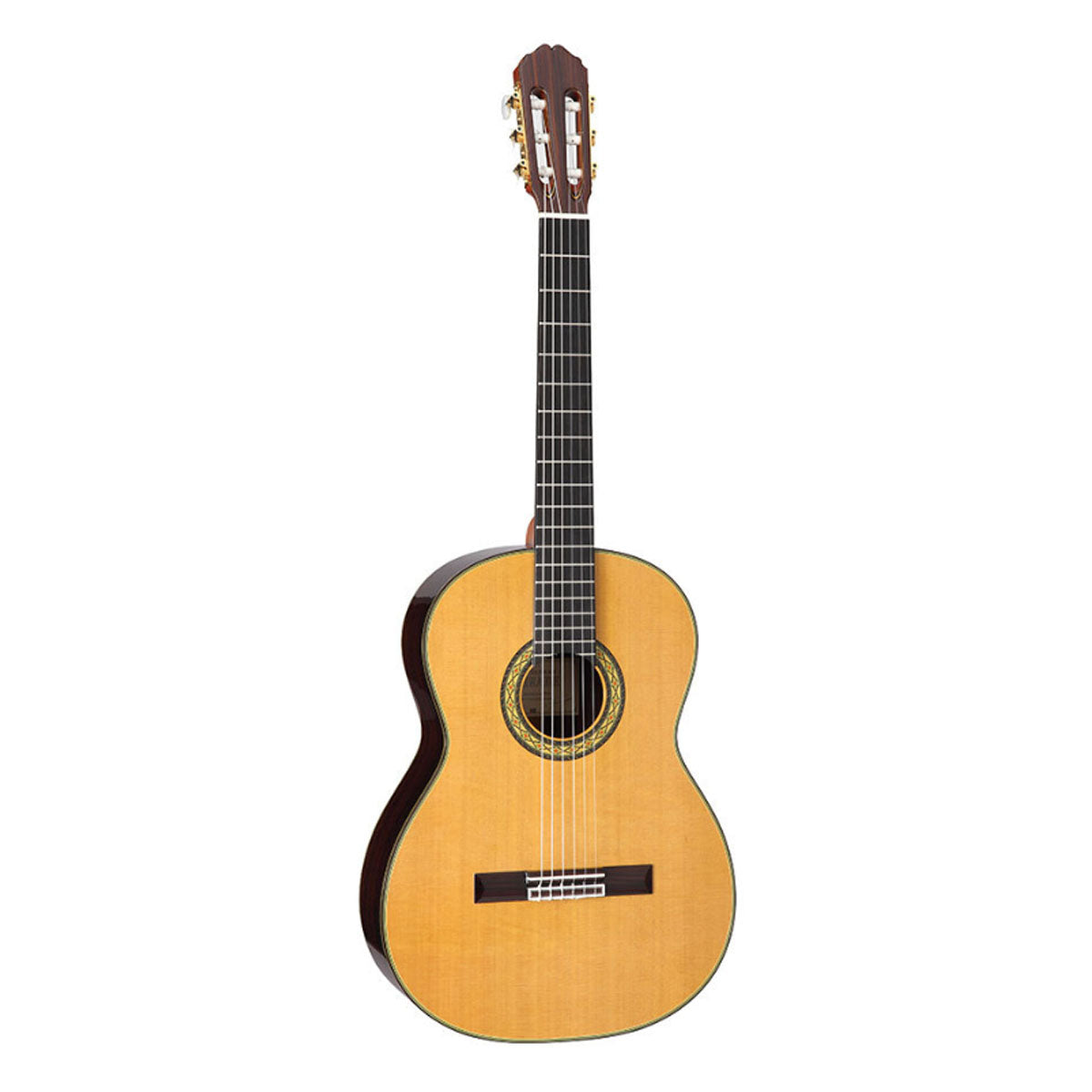 Takamine H5 Hirade Pro Series Classical Guitar Concert Natural