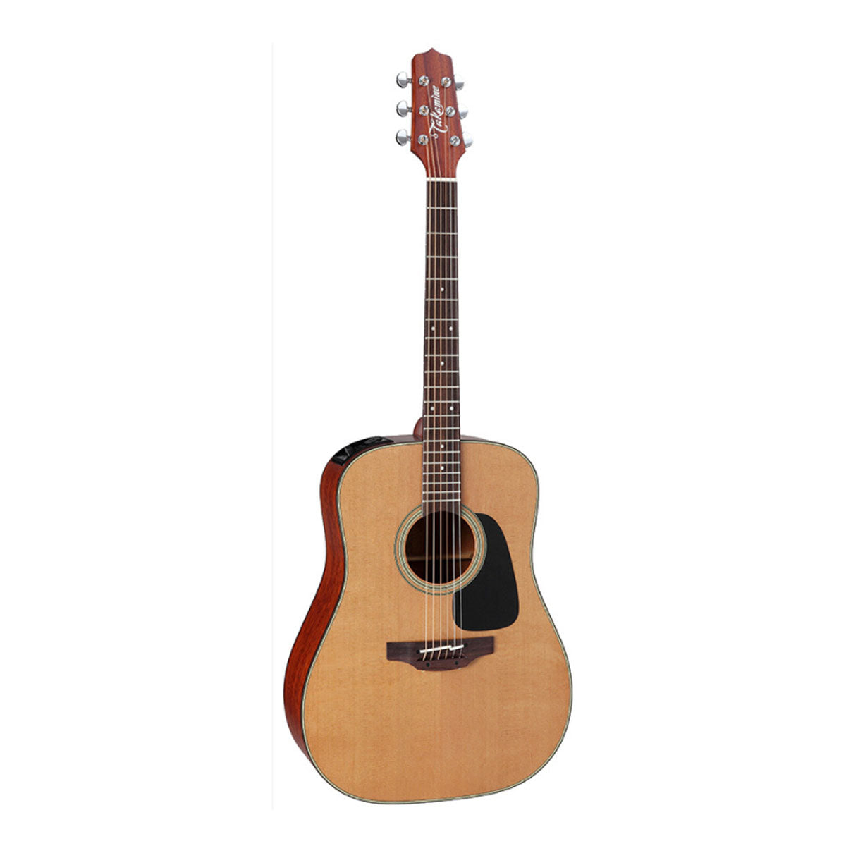Takamine P1D Pro Series 1 Acoustic Guitar Dreadnought Natural w/ Pickup