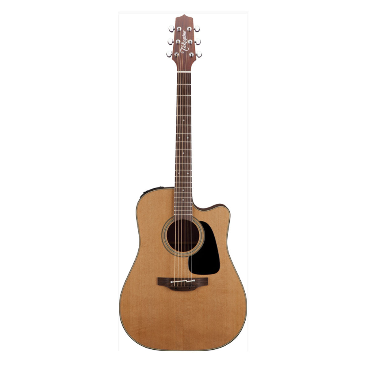Takamine P1DC Pro Series 1 Acoustic Guitar Dreadnought Natural w/ Pickup