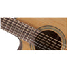 Takamine P1DC Pro Series 1 Acoustic Guitar Left Handed Dreadnought Natural w/ Pickup