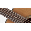 Takamine P1M Pro Series 1 Acoustic Guitar Left Handed Orchestral Natural w/ Pickup