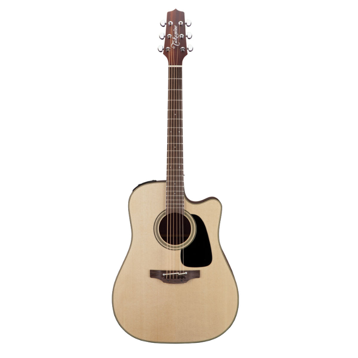 Takamine P2DC Pro Series 2 Acoustic Guitar Dreadnought Natural w/ Pickup
