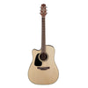 Takamine P2DC Pro Series 2 Acoustic Guitar Left Handed Dreadnought Natural w/ Pickup