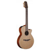 Takamine P3FCN Pro Series 3 Acoustic Guitar FCN Nylon String Natural w/ Pickup