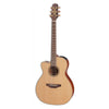 Takamine P3MC Pro Series 3 Acoustic Guitar Left Handed Orchestral Natural w/ Pickup