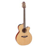 Takamine P3NC Pro Series 3 Acoustic Guitar NEX Natural w/ Pickup