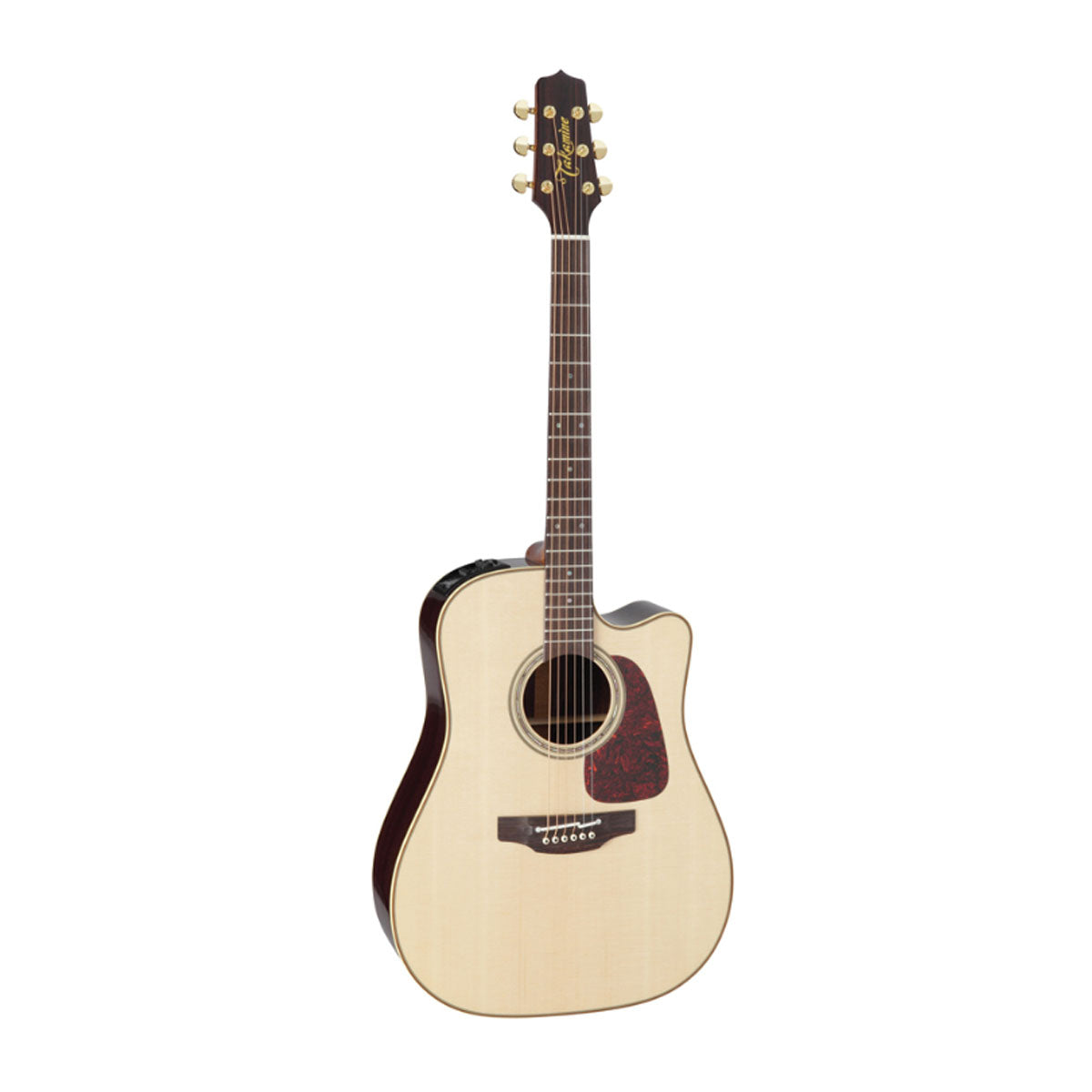 Takamine P5DC Pro Series 5 Acoustic Guitar Dreadnought Natural w/ Pickup