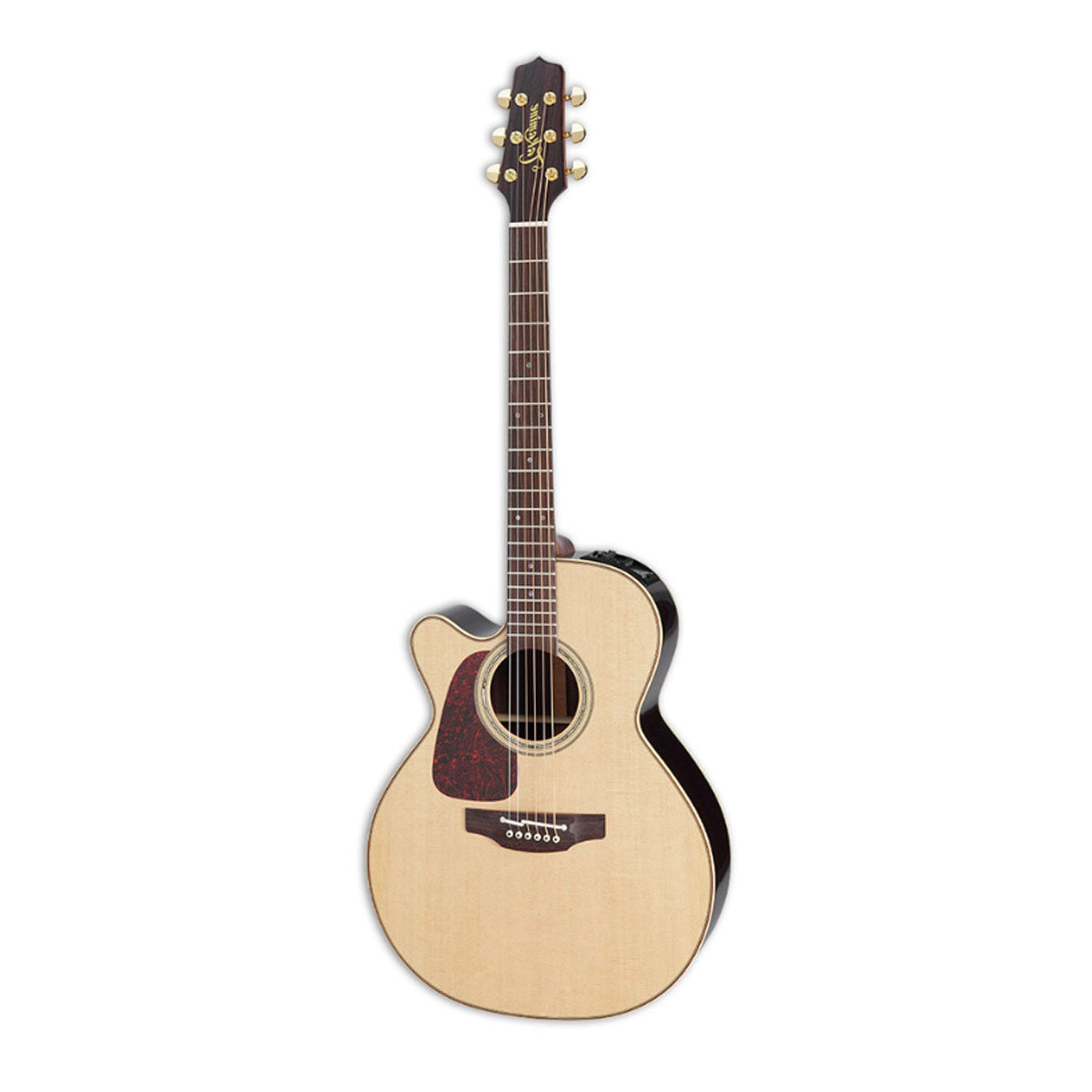 Takamine P5NC Pro Series 5 Acoustic Guitar Left Handed NEX Natural w/ Pickup