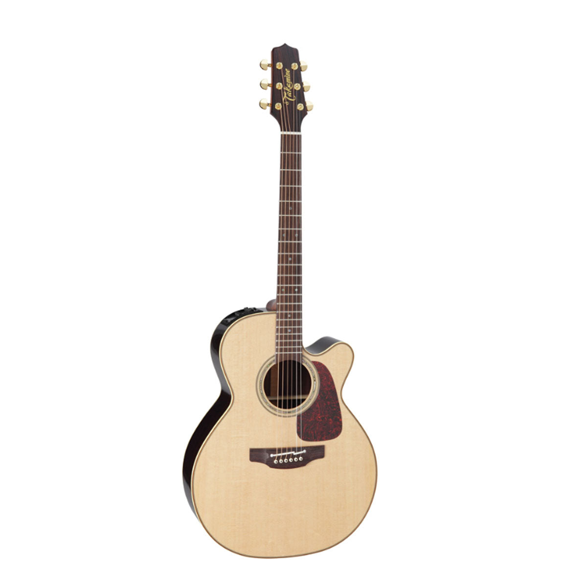Takamine P5NC Pro Series 5 Acoustic Guitar NEX Natural w/ Pickup
