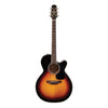 Takamine P6NC-BSB Pro Series 6 Acoustic Guitar NEX Brown Sunburst w/ Pickup