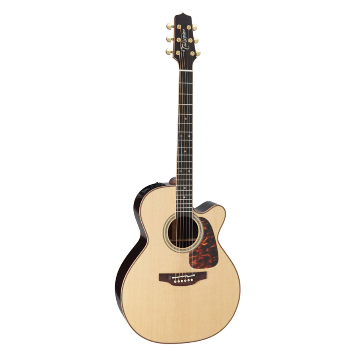 Takamine P7NC Pro Series 7 Acoustic Guitar NEX Natural w/ Pickup