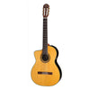 Takamine TC132SC Pro Series Classical Guitar Left Handed Natural w/ Pickup