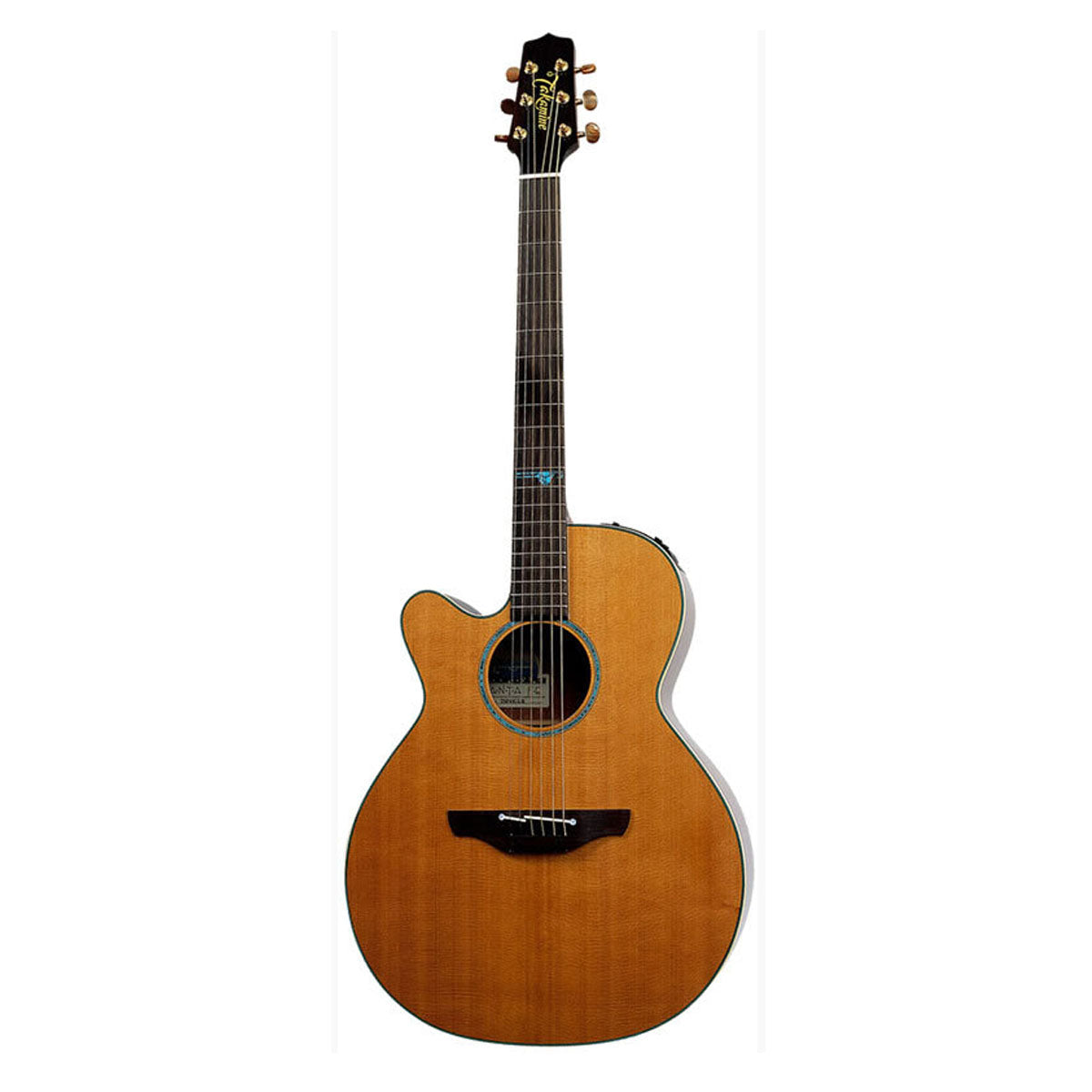 Takamine TSF40C Sante Fe Legacy Series Acoustic Guitar Left Handed NEX Natural w/ Pickup