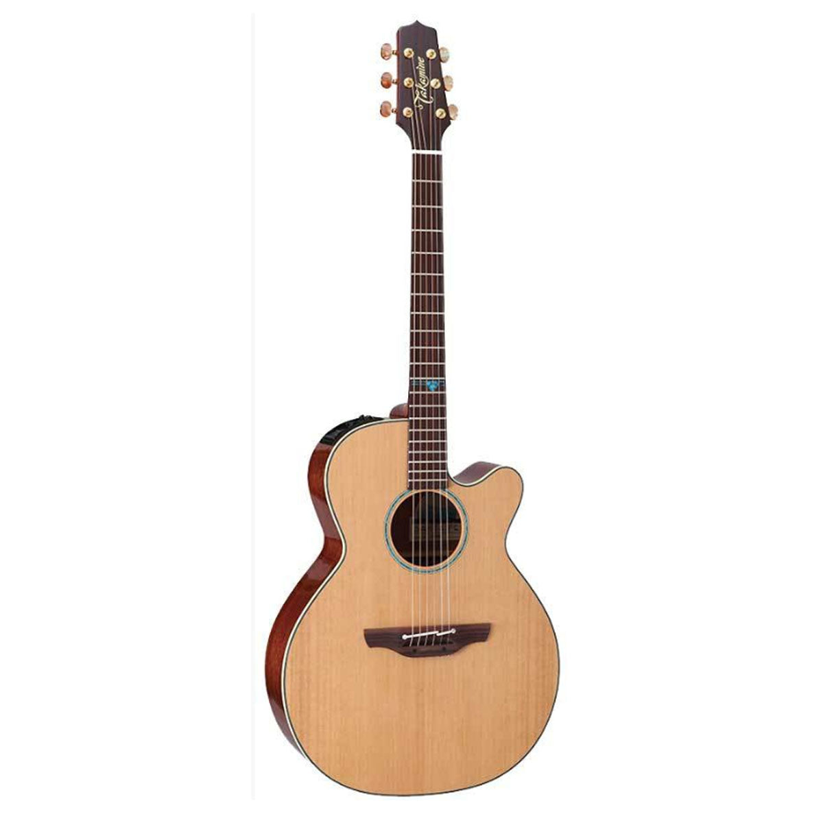 Takamine TSF40C Sante Fe Legacy Series Acoustic Guitar NEX Natural w/ Pickup