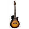 Takamine TSP138C TBS Thinline Series Acoustic Guitar Tobacco Sunburst w/ Pickup