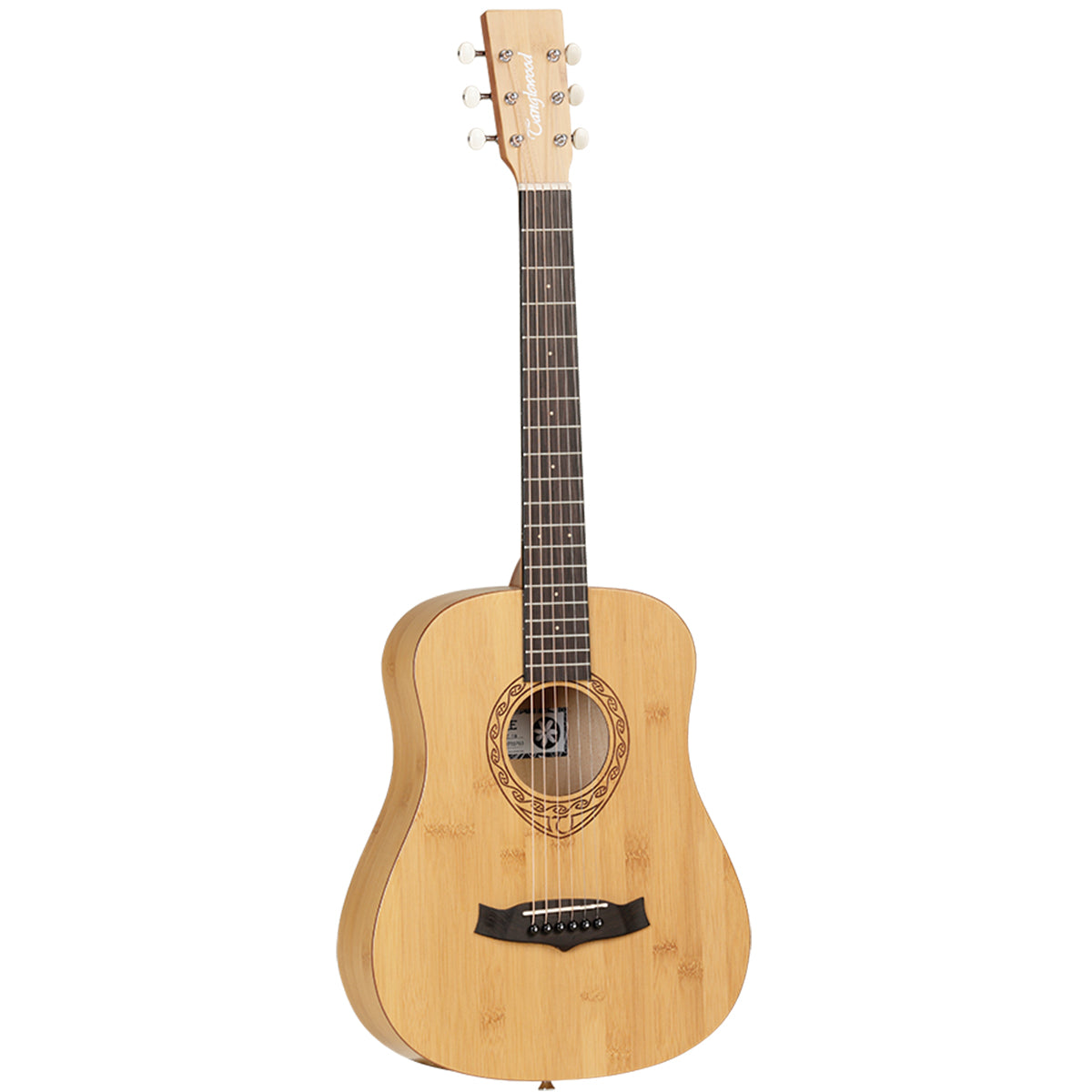 Tanglewood TWT18 Tiare Bamboo Acoustic Guitar Traveller