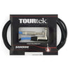 TourTek 3ft Instrument Cable w/L-Jack (0.92m) TIL-3
