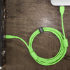 UDG Ultimate U95003 USB2 Cable A-B Green Straight 3m