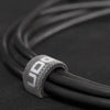 UDG Ultimate U95004 USB2 Cable A-B Black Angled 1m