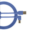 UDG Ultimate U95006 USB2 Cable A-B Blue Angled 3m