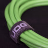 UDG Ultimate U95005 USB2 Cable A-B Green Angled 2m