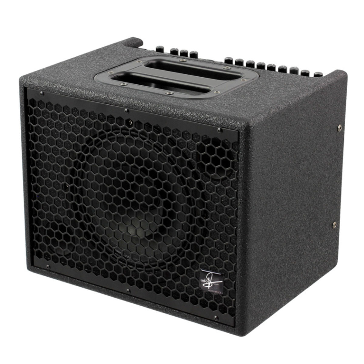 Udo Roesner Amps Da Capo 75 Acoustic Guitar Amplifier 75w Amp