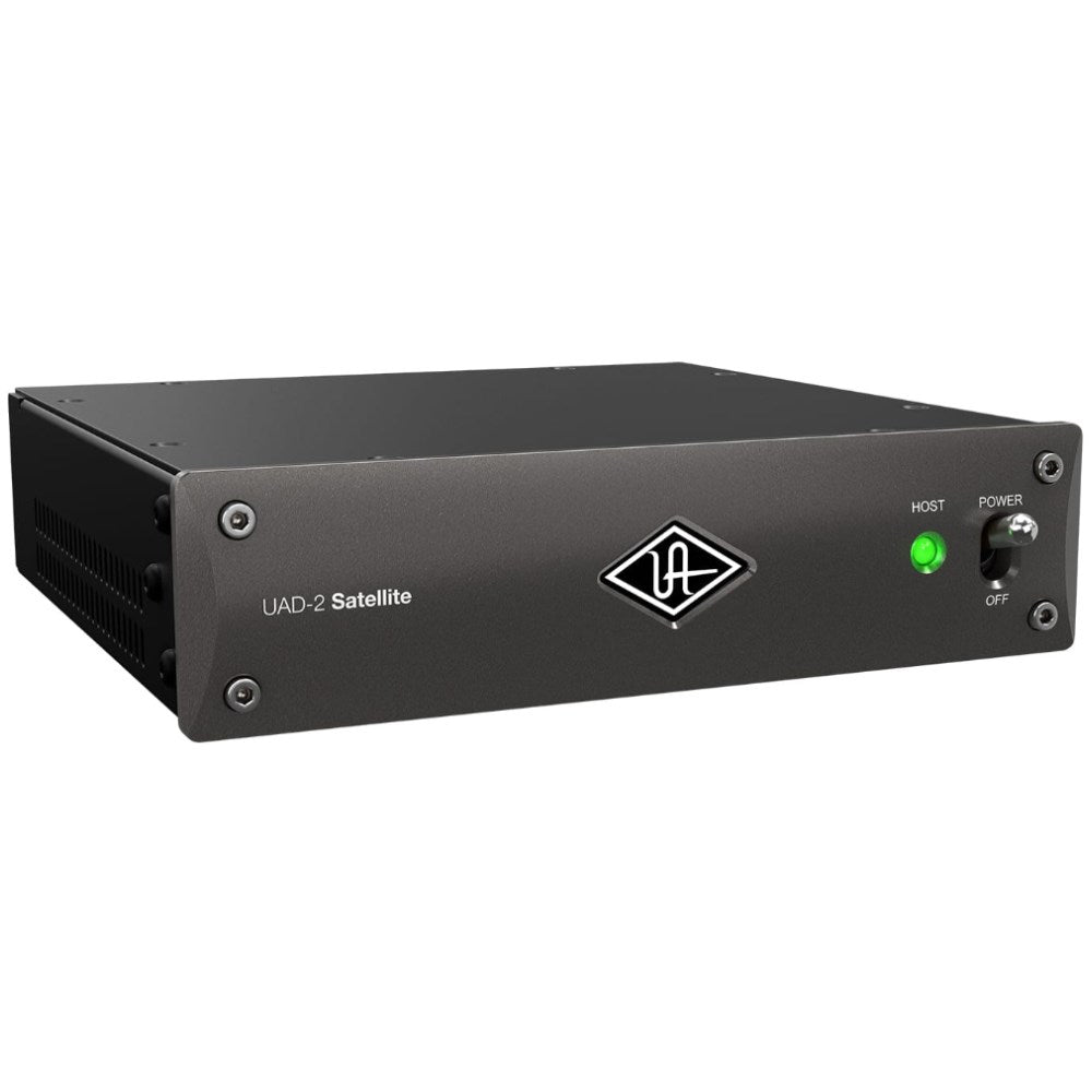 Universal Audio UAD-2 Quad Core DSP Satellite Thunderbolt 3 Mac Accelerator
