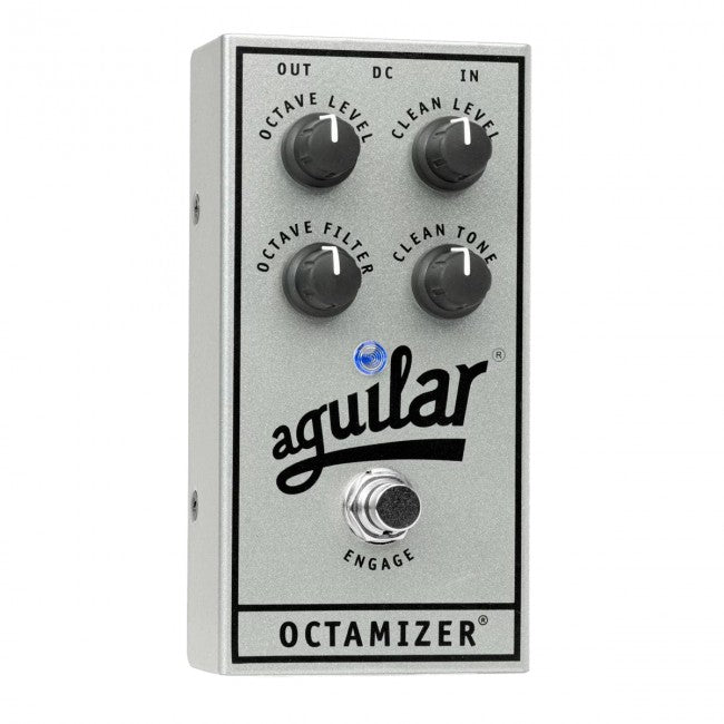 Aguilar 25th Anniversary Octamizer Bass Analog Octave Effects Pedal