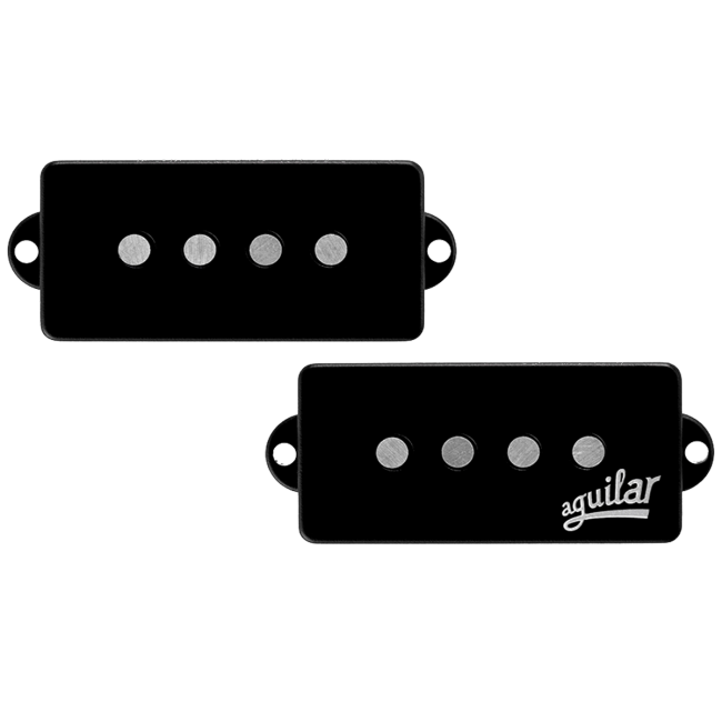 Aguilar Bass Guitar Pickups 60s Era 4-String P Bass Pickup Set